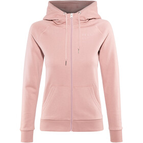 Peak Performance Ground Zip Hood Women Dusty Roses